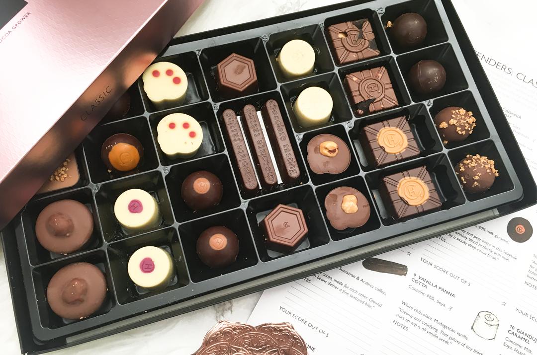 Hotel Chocolat Tasting Club 2017