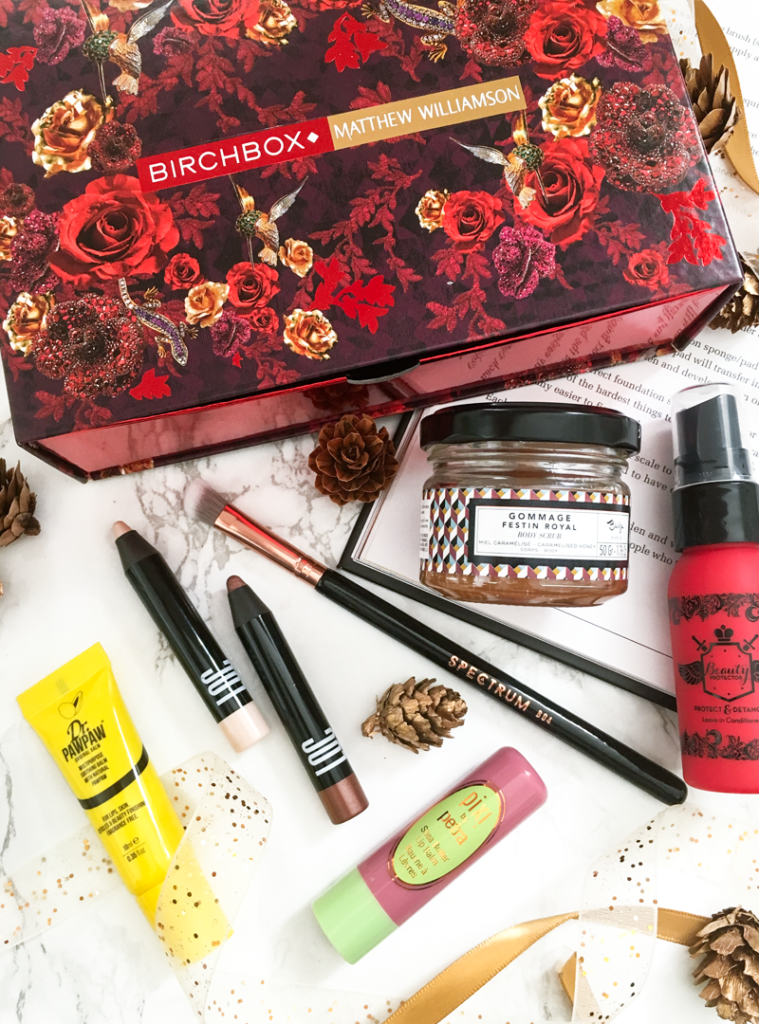 Birchbox Beauty Subscription December 2017