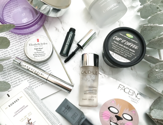 Makeup, Skincare and Haircare Empty Products