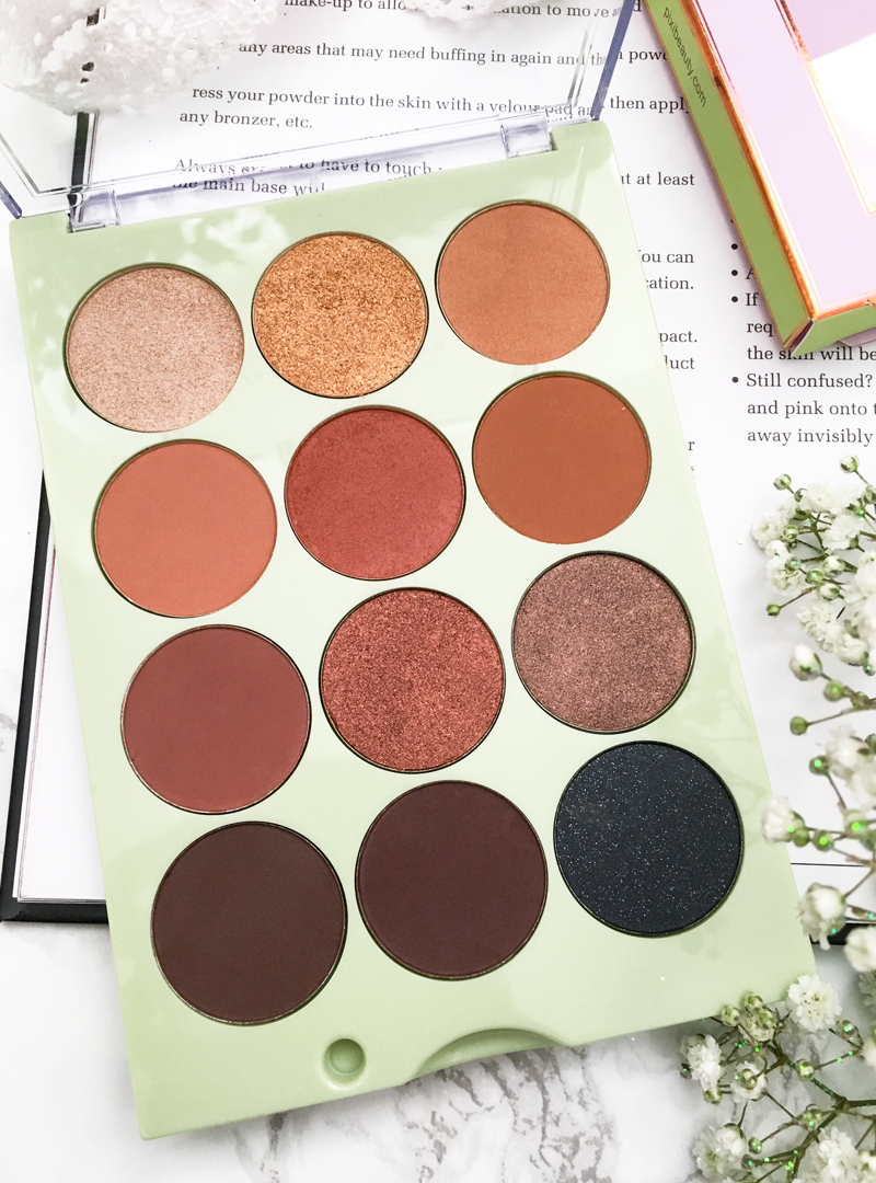 Pixi Makeup Youtuber Collaboration Judy Time Itseyetime eyeshadow Palette