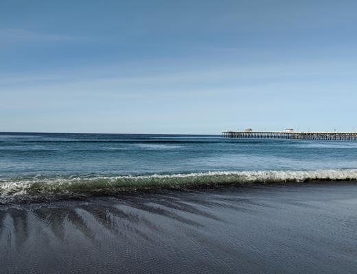 San Celemente Pier, Orange County, California
