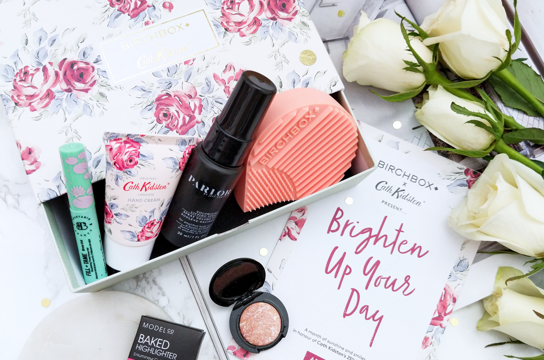 Birchbox April 2018