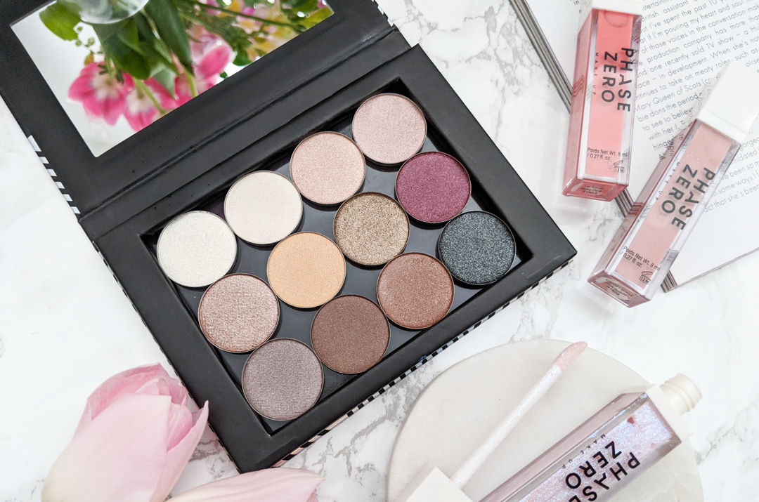 Phase Zero Eyeshadow Palette