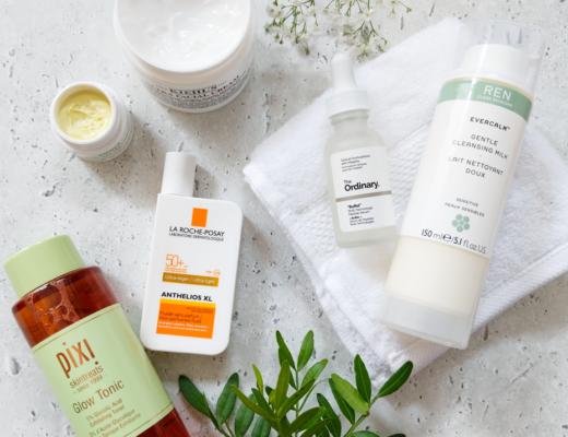 Morning Skincare Routine for Dry Sensitive Skin