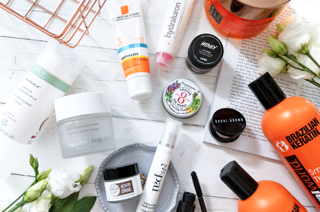 Empties Edition 5 Beauty Products I've used up