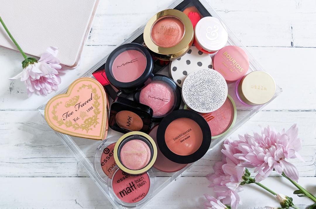 Makeup Collection My Blush Drawer