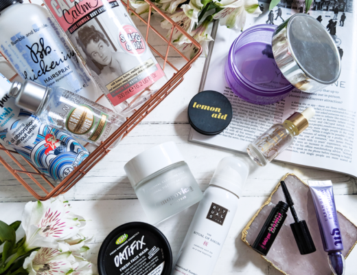 Empties Edition 6 Beauty Products I've used up