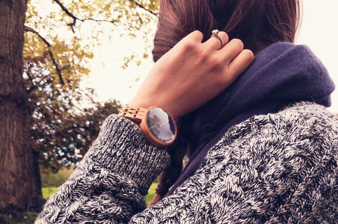Jord Wooden Watches Cassia