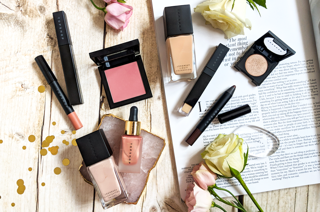 Topshop Makeup Collection Relaunch