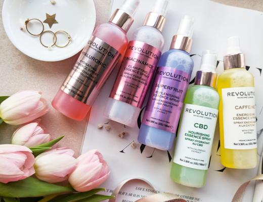 Revolution Skincare Essence Sprays