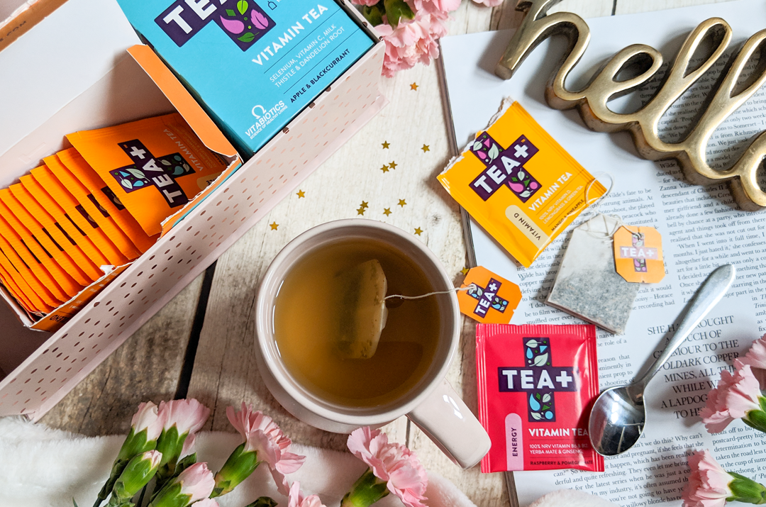 Tea Plus Vitamin Tea